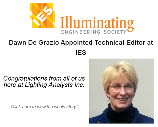 IES Appointment For Dawn